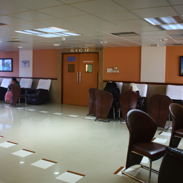 SICU Waiting Lounge