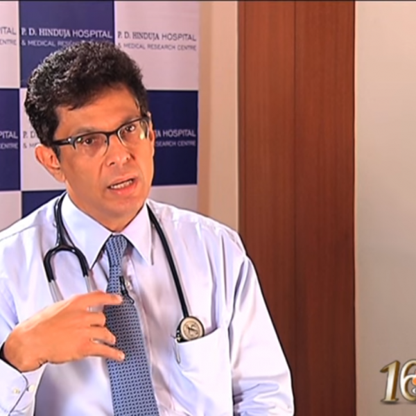 Dr Zarir Udwadia Talks on TB